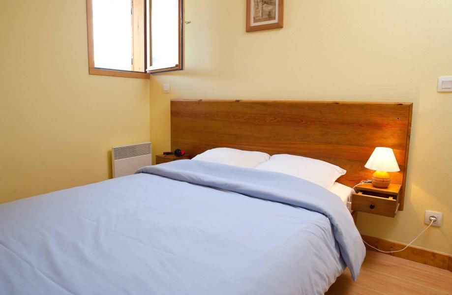 Аренда на лыжном курорте La Fontaine du Roi - Saint Jean d'Arves - Двухспальная кровать