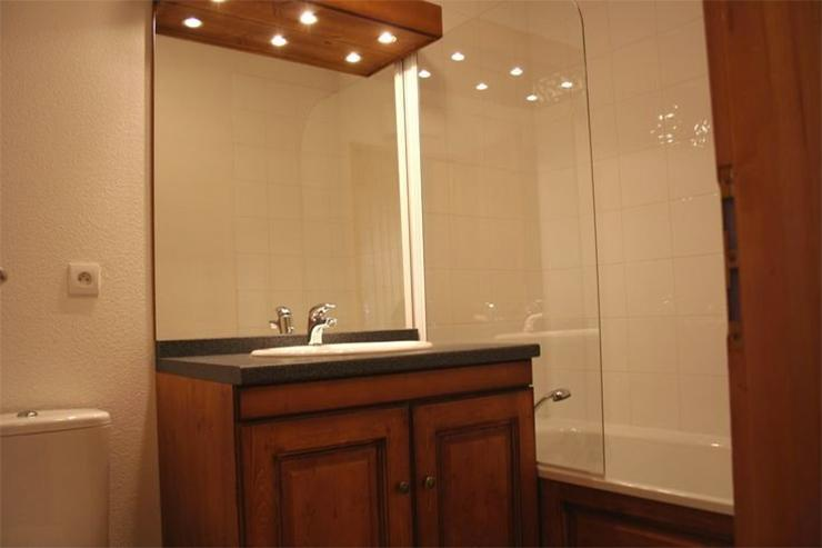 Rent in ski resort Les Chalets des Ecourts - Saint Jean d'Arves - Bathroom