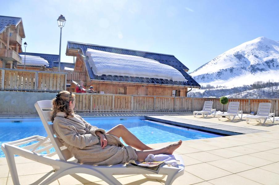 Alquiler al esquí Les Chalets des Ecourts - Saint Jean d'Arves