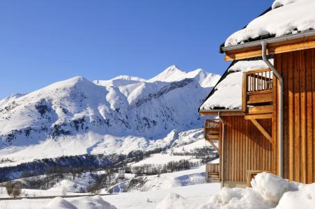 Accommodation Chalets les Marmottes