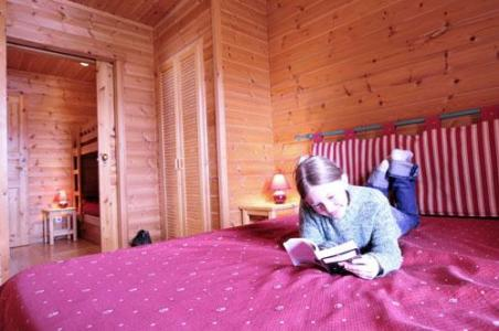 Location au ski Appartement 3 pièces 6 personnes - Chalets Les Marmottes - Saint Jean d'Arves - Chambre
