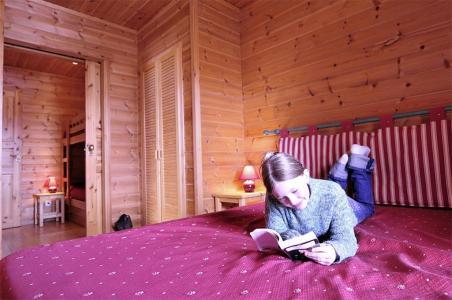 Location au ski Chalets les Marmottes - Saint Jean d'Arves - Chambre