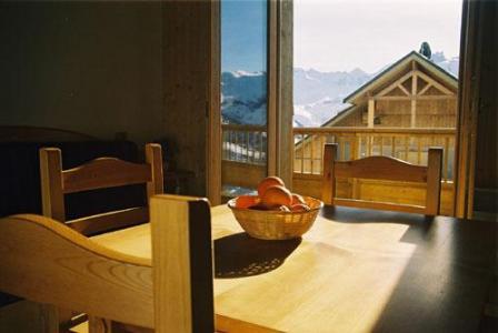 Location au ski La Fontaine Du Roi - Saint Jean d'Arves - Coin repas