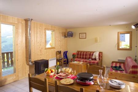Location au ski Appartement 2 pièces cabine 6 personnes (DCF) - Les Chalets De La Fontaine