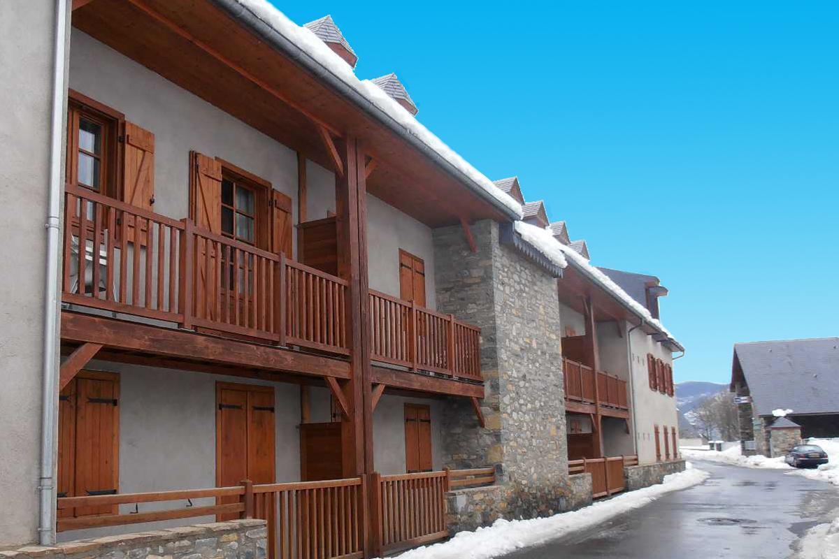 Résidence Vignec Village