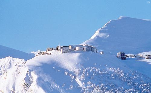 Location au ski Les Résidences Pla d'Adet - Saint Lary Soulan - Extérieur hiver