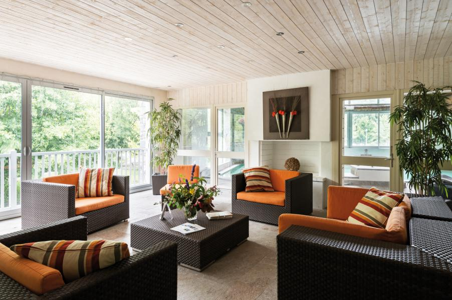 Location au ski Résidence Lagrange l'Ardoisière - Saint Lary Soulan - Réception