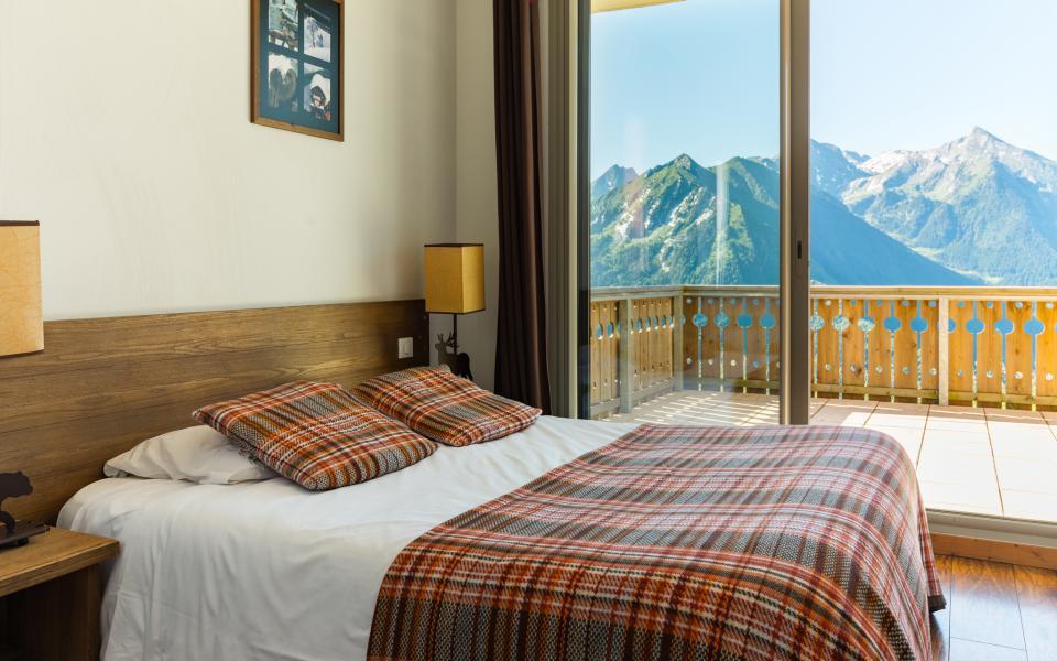 Alquiler al esquí Résidence Lagrange les Chalets de l'Adet - Saint Lary Soulan - Habitación
