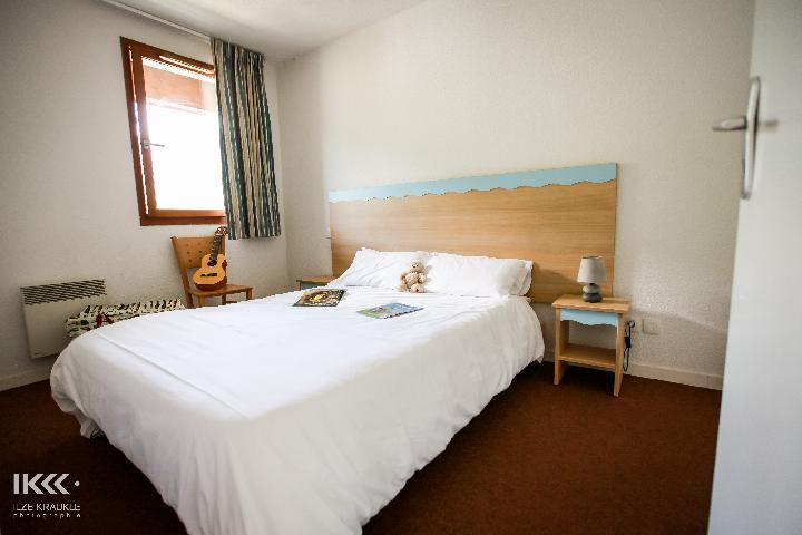 Wynajem na narty Apartament 2 pokojowy kabina 6 osób - Résidence les Balcons de la Neste - Saint Lary Soulan - Pokój