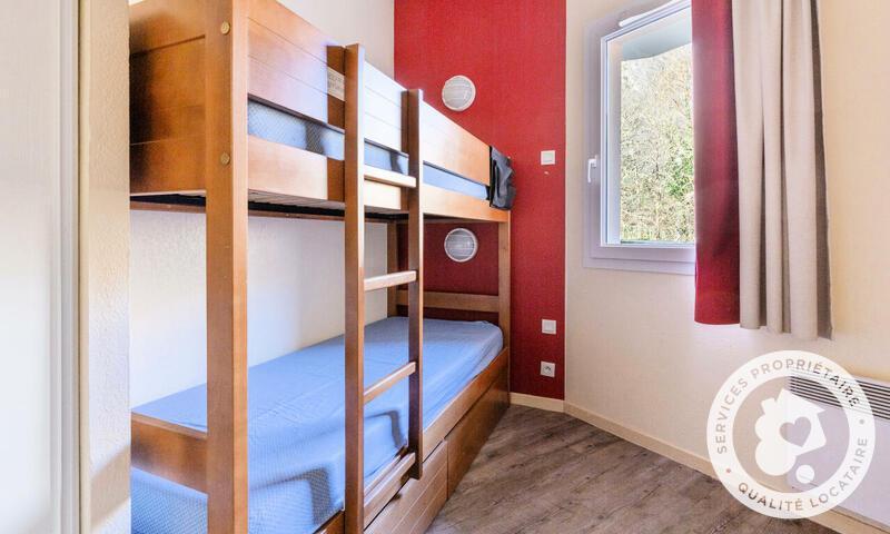 Location au ski Appartement 2 pièces 6 personnes (Sélection 40m²) - Résidence les Rives de l'Aure - Maeva Home - Saint Lary Soulan - Extérieur hiver