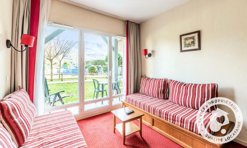 Location au ski Appartement 2 pièces 5 personnes (Confort 29m²) - Résidence les Rives de l'Aure - Maeva Home - Saint Lary Soulan - Extérieur hiver