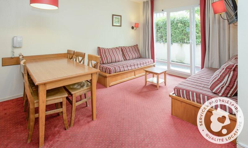 Location au ski Appartement 2 pièces 6 personnes (Sélection 43m²) - Résidence les Rives de l'Aure - Maeva Home - Saint Lary Soulan - Extérieur hiver