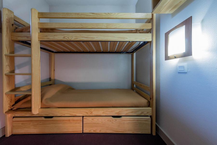 Аренда на лыжном курорте Résidence les Trois Vallées - Saint Lary Soulan - Двухъярусные кровати