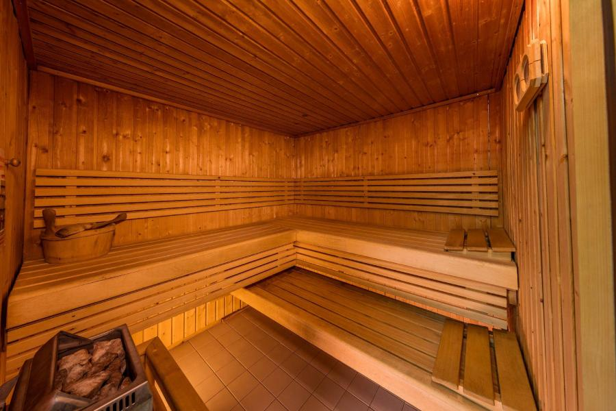 Location au ski Résidence les Trois Vallées - Saint Lary Soulan - Sauna