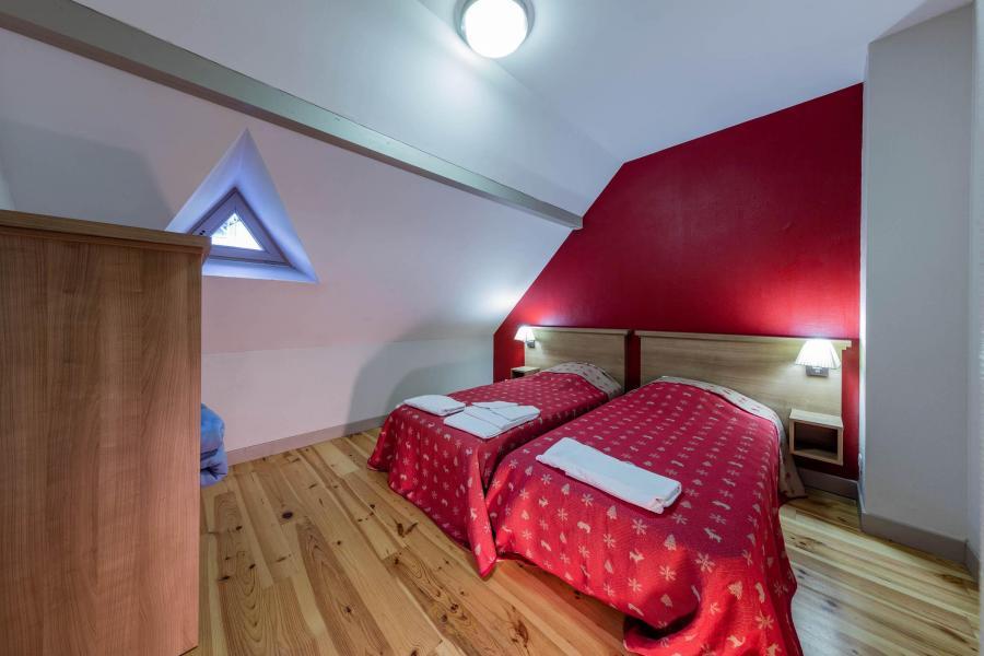 Аренда на лыжном курорте Résidence les Trois Vallées - Saint Lary Soulan - Односпальная кровать
