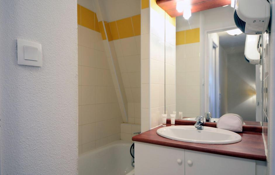 Location au ski Résidence Soleil d'Aure - Saint Lary Soulan - Salle de bains