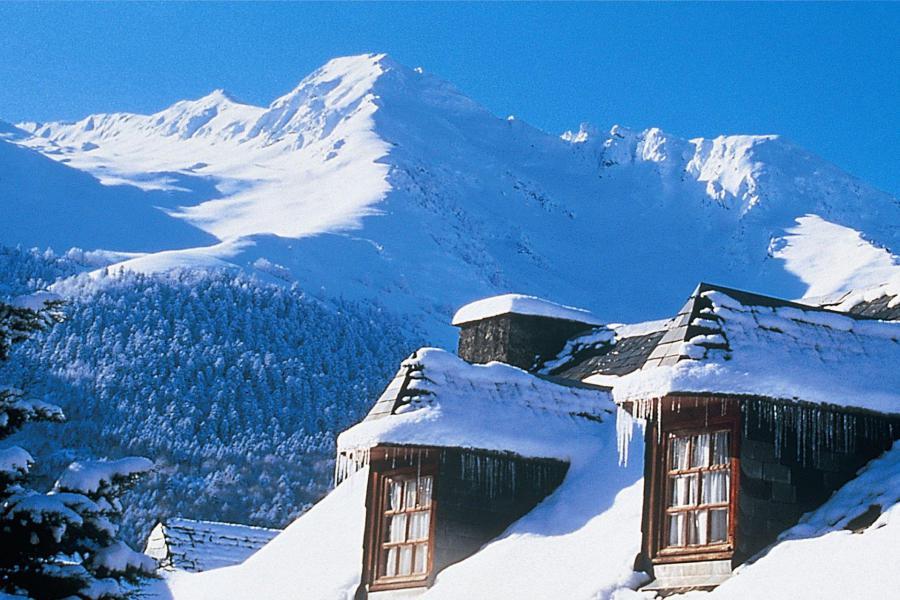 Аренда на лыжном курорте Апартаменты 3 комнат 8 чел. (терасса) (2-2059) - Résidence Vignec Village - Saint Lary Soulan