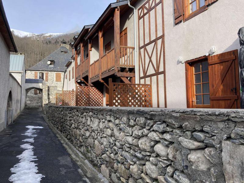 Skiverleih Résidence Vignec Village - Saint Lary Soulan - Draußen im Winter