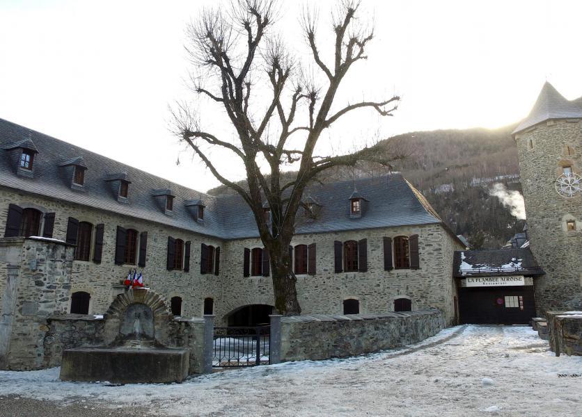 Vakantie in de bergen VVF Villages l'Aure Pyrénéen - Saint Lary Soulan - Buiten winter