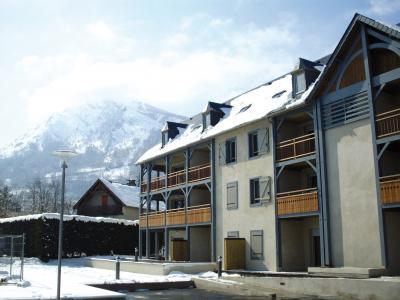 Location Saint Lary Soulan : Résidence Lagrange le Clos Saint Hilaire hiver