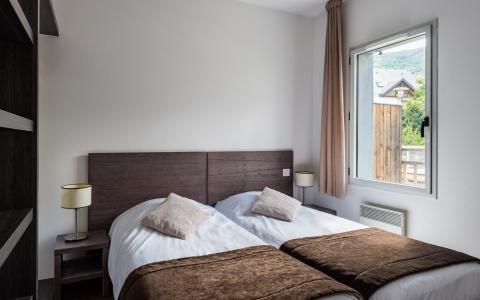 Location au ski Résidence Lagrange le Clos Saint Hilaire - Saint Lary Soulan - Chambre
