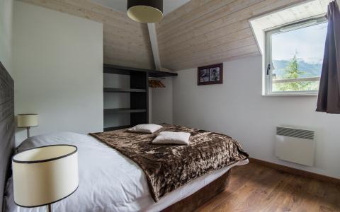 Аренда на лыжном курорте Résidence Lagrange le Clos Saint Hilaire - Saint Lary Soulan - Двухспальная кровать