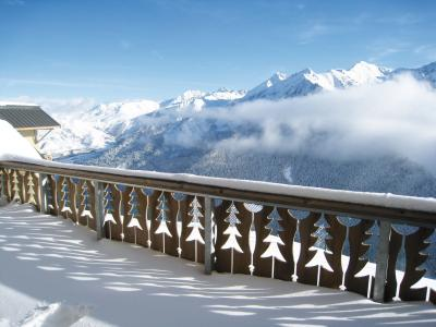 Location au ski Résidence Lagrange les Chalets de l'Adet - Saint Lary Soulan - Extérieur hiver