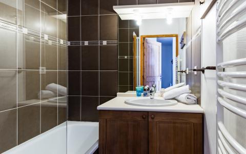 Alquiler al esquí Résidence Lagrange les Chalets de l'Adet - Saint Lary Soulan - Cuarto de baño