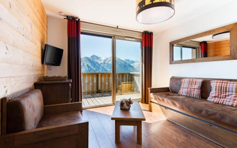 Alquiler al esquí Résidence Lagrange les Chalets de l'Adet - Saint Lary Soulan - Estancia