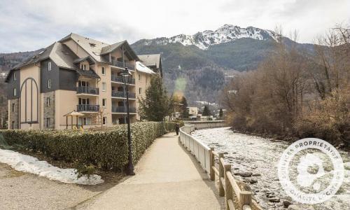 Аренда жилья Saint Lary Soulan : Résidence les Rives de l'Aure - Maeva Home зима