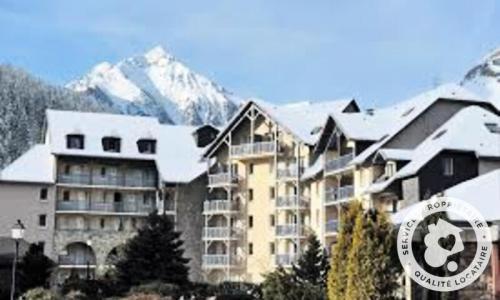 Лыжные каникулы в кругу семьи Résidence les Rives de l'Aure - Maeva Home
