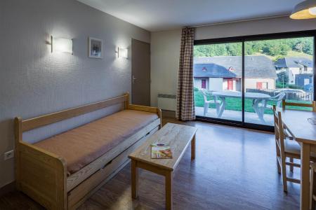 Location au ski Résidence les Trois Vallées - Saint Lary Soulan - Banquette