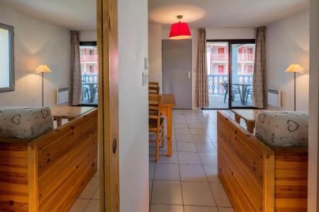 Location au ski Résidence les Trois Vallées - Saint Lary Soulan - Chambre