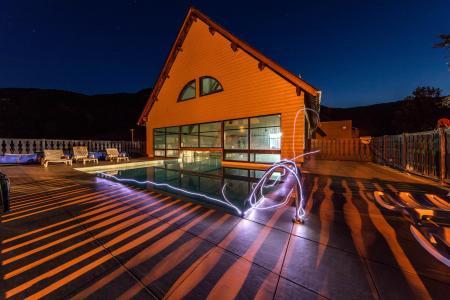 Location au ski Résidence les Trois Vallées - Saint Lary Soulan - Piscine