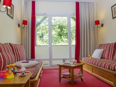 Location au ski Appartement 2 pièces 3-5 personnes - Résidence Pierre & Vacances les Rives de l'Aure - Saint Lary Soulan
