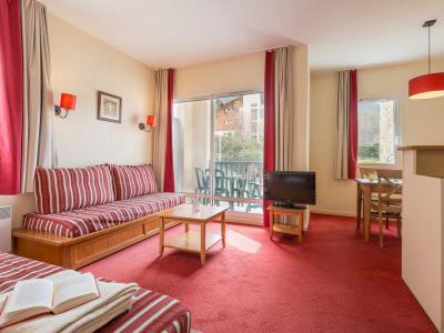 Location au ski Appartement 2 pièces 4-6 personnes - Résidence Pierre & Vacances les Rives de l'Aure - Saint Lary Soulan