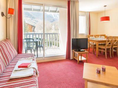 Location au ski Appartement 4 pièces 8 personnes - Résidence Pierre & Vacances les Rives de l'Aure - Saint Lary Soulan