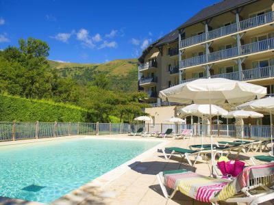 Location au ski Résidence Pierre & Vacances les Rives de l'Aure - Saint Lary Soulan