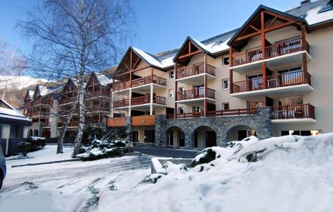 Alquiler Saint Lary Soulan : Residence Soleil D'aure invierno