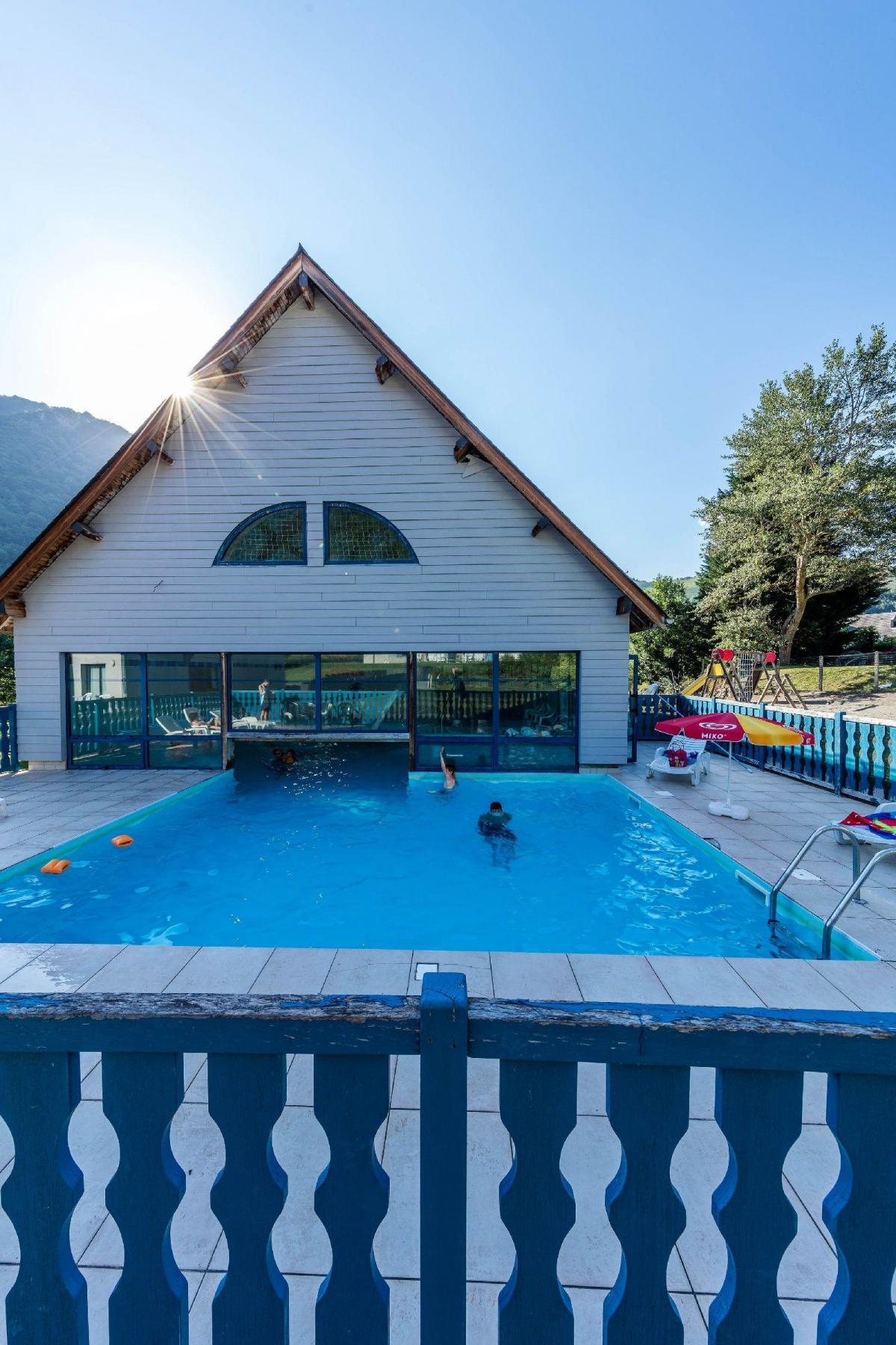 Location au ski Residence Les Trois Vallees - Saint Lary Soulan