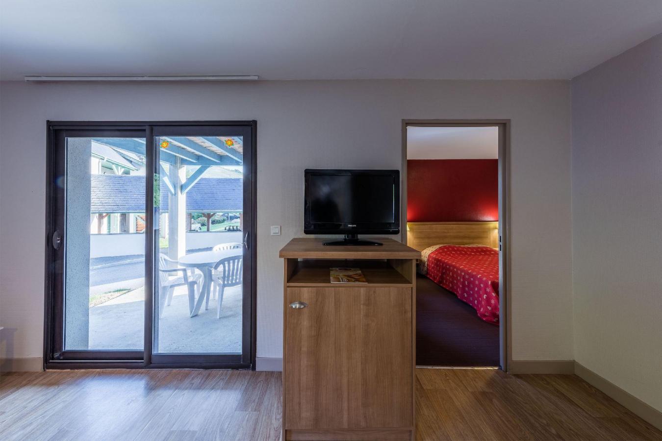 Location au ski Residence Les Trois Vallees - Saint Lary Soulan - Tv