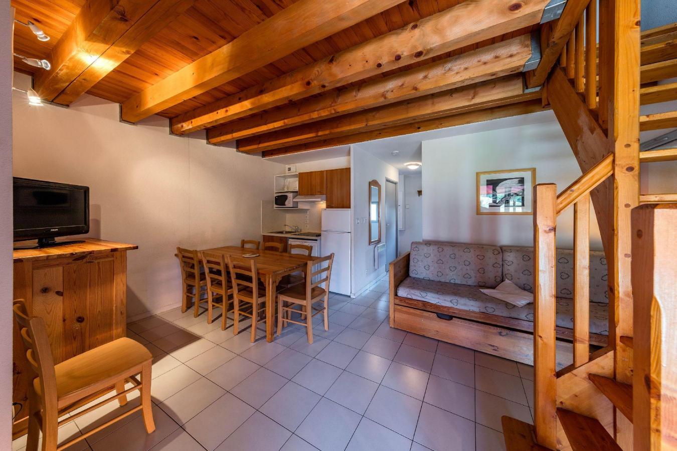 Location au ski Residence Les Trois Vallees - Saint Lary Soulan - Appartement