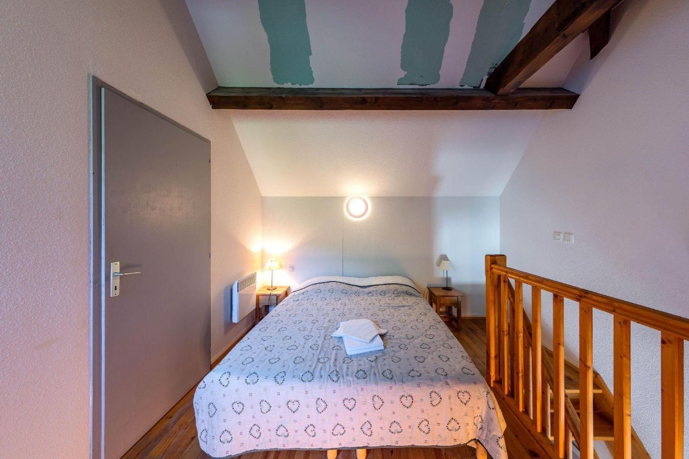 Location au ski Residence Les Trois Vallees - Saint Lary Soulan - Couchage