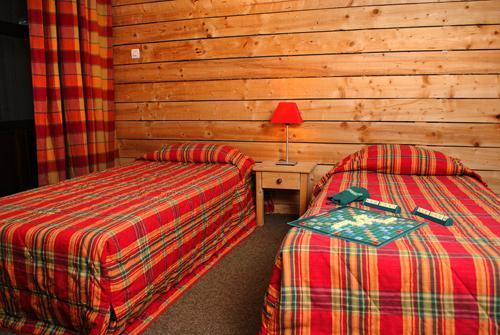 Location au ski Residence Royal Milan - Saint Lary Soulan - Lit simple
