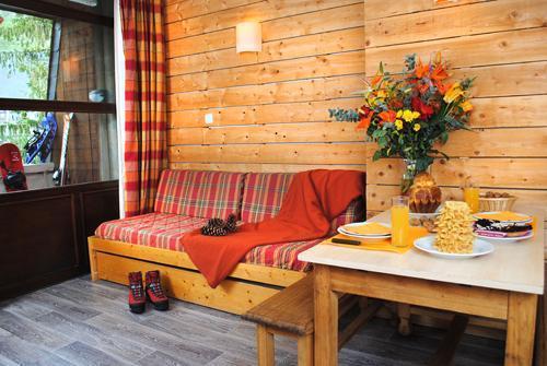 Location au ski Residence Royal Milan - Saint Lary Soulan - Séjour
