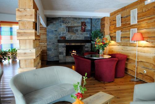 Location au ski Residence Royal Milan - Saint Lary Soulan - Réception