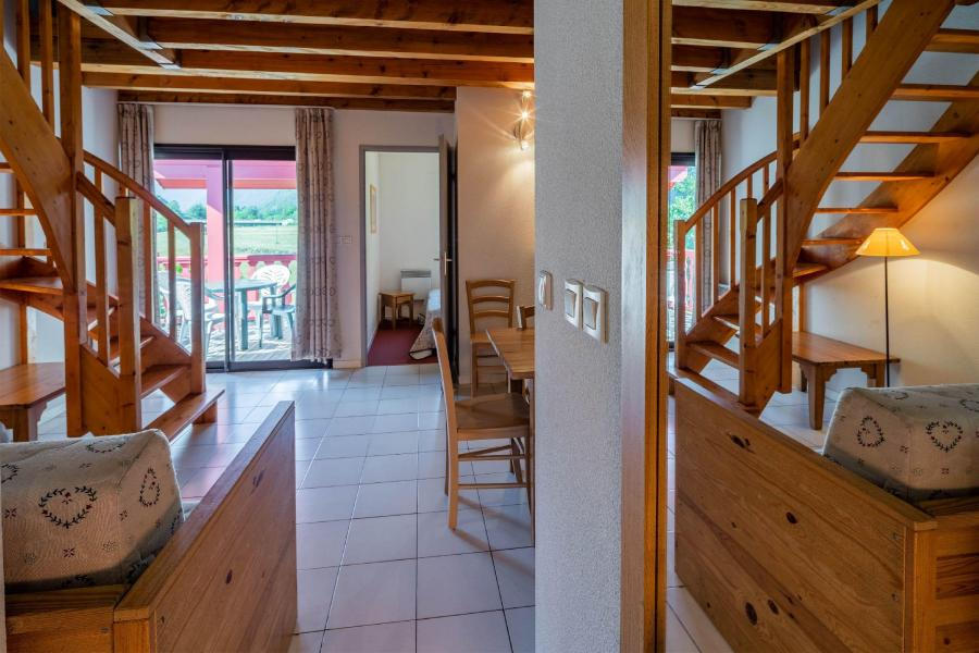 Location au ski Residence Les Trois Vallees - Saint Lary Soulan - Appartement