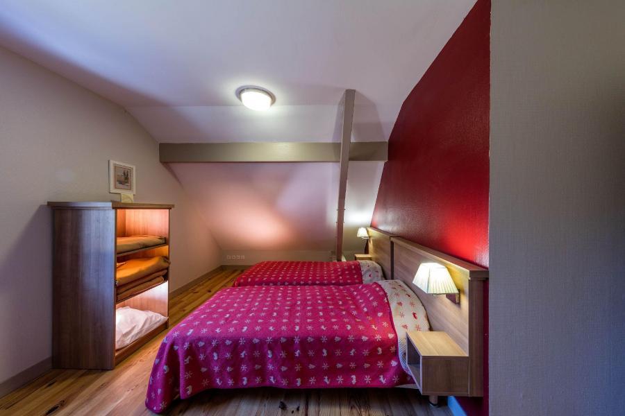 Location au ski Residence Les Trois Vallees - Saint Lary Soulan - Chambre