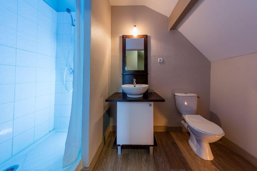 Location au ski Residence Les Trois Vallees - Saint Lary Soulan - Salle de bains