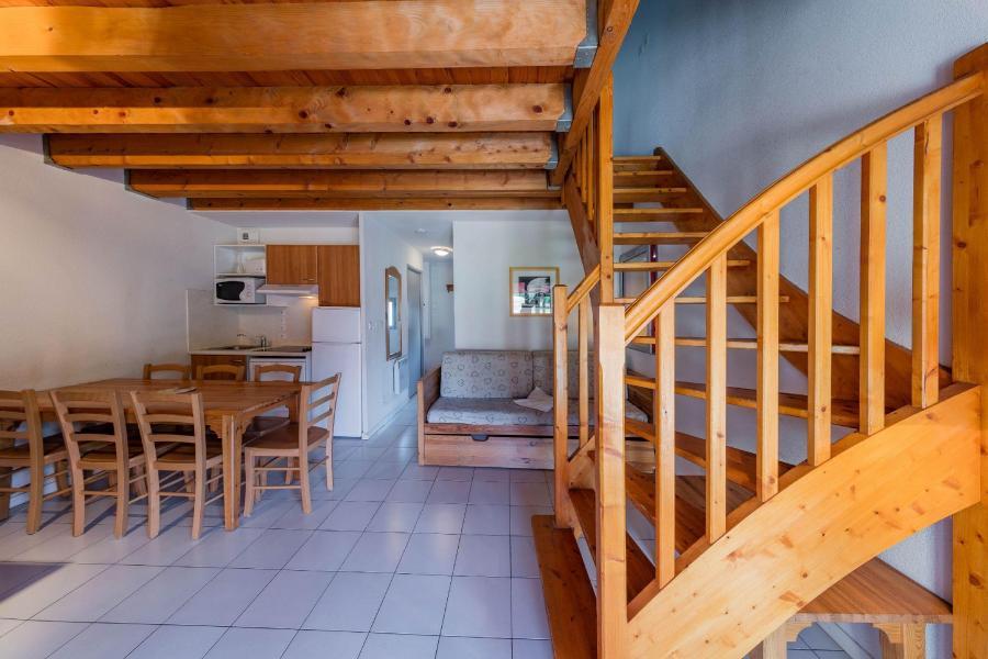 Location au ski Residence Les Trois Vallees - Saint Lary Soulan - Séjour